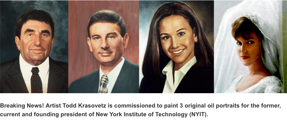 Famous Oil Portraits and Paintings San Diego
