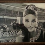Audrey Hepburn painting by Todd Krasovetz Original Oil