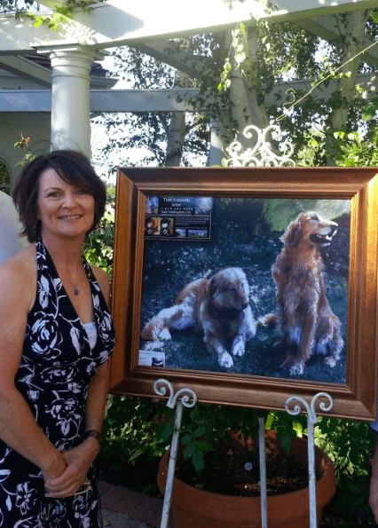 Pet Portraits in Oil by Todd Krasovetz